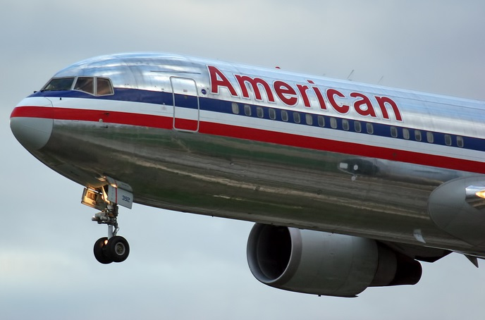 American Airlines 767