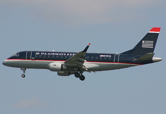 MidAtlantic Airlines E170