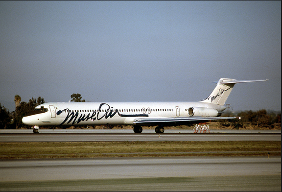 Muse Air MD80