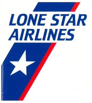 Lone Star Airlines Logo