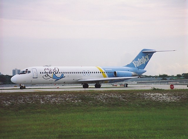 ValuJet DC9